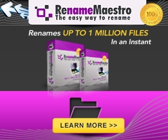 RenameMaestro Advert 336 x 280